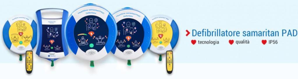 Defibrillatori samaritan HeartSine
