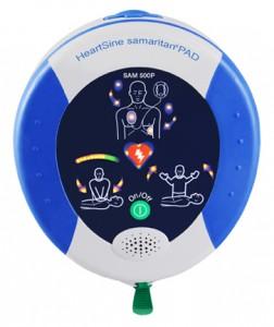 Defibrillatore DAE samaritan® PAD 500P