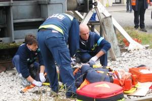Arresto cardiaco per strada: salvo grazie al defibrillatore