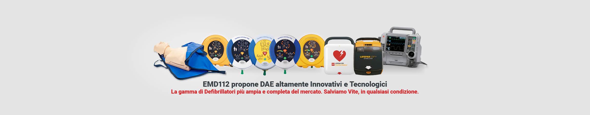 Defibrillatori Automatici e Semiautomatici