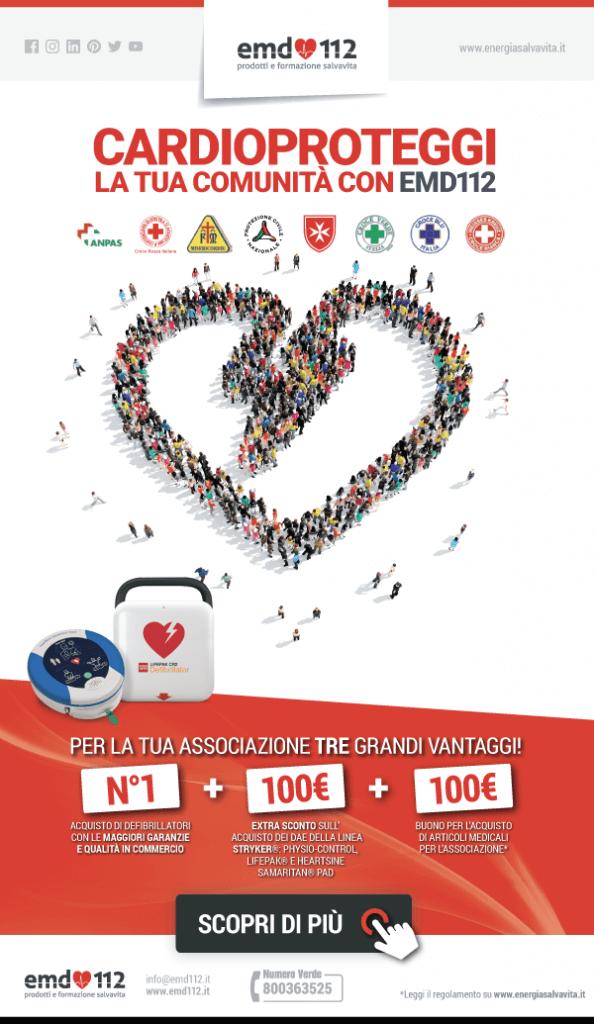 Cardioproteggi la Tua Comunità