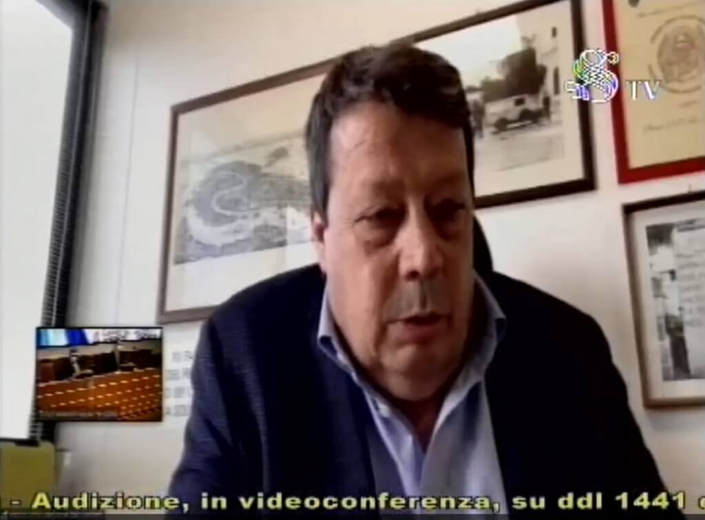 Dott. Paolo Rosi, Direttore del Sistema 118 di Venezia, coordinatore regionale del Sistema 118 della Regione Veneto